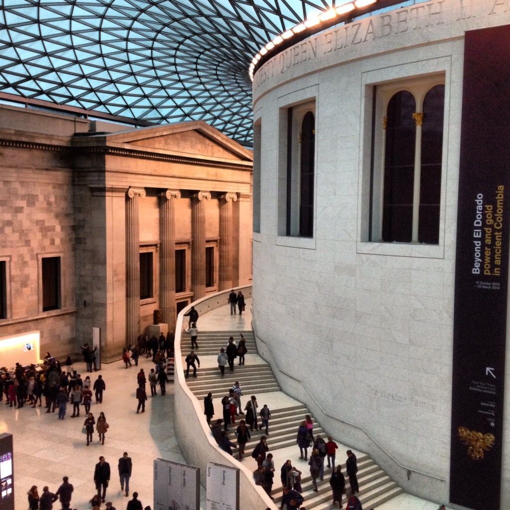 Around The World in 8 Million Objects: The British Museum