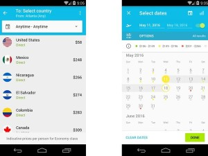 skyscanner travel app