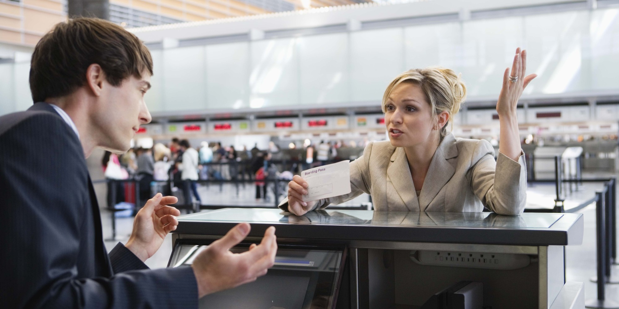 Your Guide to Avoiding Airport Stress