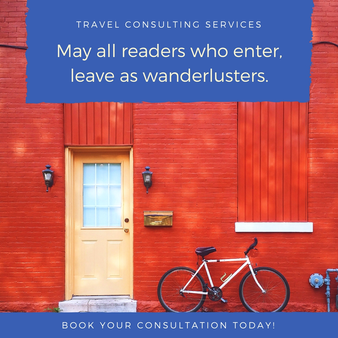 Travel Design Services