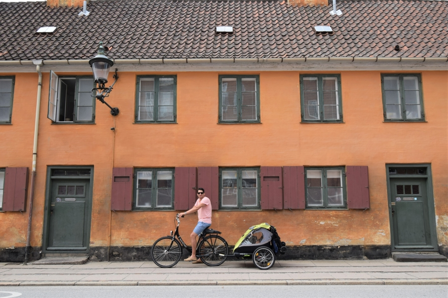 bike tour of copenhagen