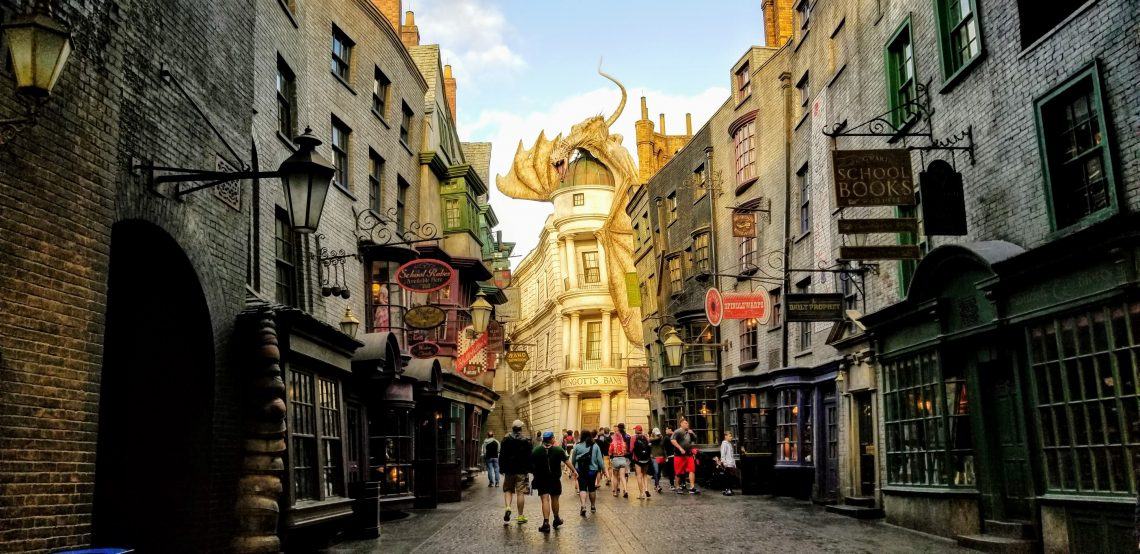 first timer's guide to the wizarding world of harry potter