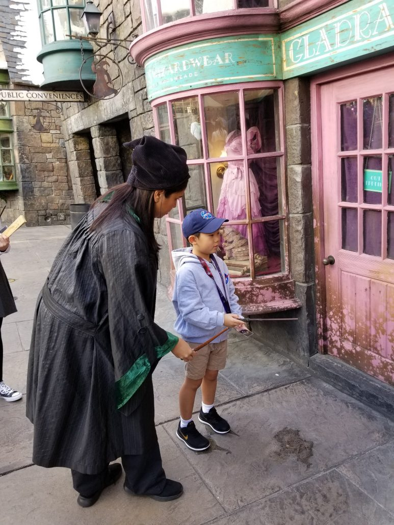 guide to the wizarding world of harry potter